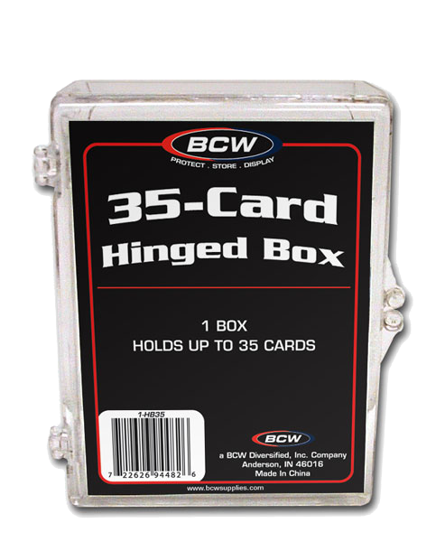 55 Count Hinge Card Case | Magic: The Gathering | Card Protectors
