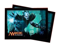 Ultra-Pro Gatecrash Dimir Card Sleeves (x80) | Magic: The Gathering | Card Sleeves