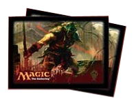 Ultra-Pro Gatecrash Gruul Card Sleeves (x80) | Magic: The Gathering | Card Sleeves