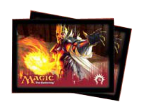 Ultra-Pro Gatecrash Boros Card Sleeves (x80) | Magic: The Gathering | Card Sleeves