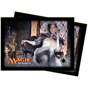 Ultra-Pro Dragon's Maze Orzhov (Teysa) Card Sleeves (x80) | Magic: The Gathering | Card Sleeves