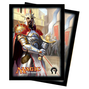 Ultra-Pro Dragon's Maze Boros (Tajic) Card Sleeves (x80) | Magic: The Gathering | Card Sleeves
