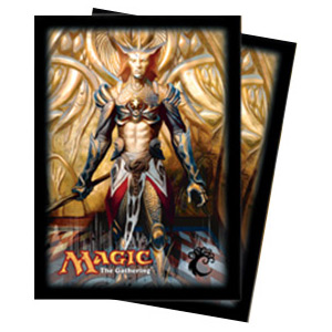 Ultra-Pro Dragon's Maze Simic (Vorel) Card Sleeves (x80) | Magic: The Gathering | Card Sleeves