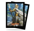 Theros Elspeth, Sun's Champion Card Sleeves (x80) | Magic: The Gathering | Card Sleeves