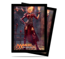Magic 2014 (M14) Vertical Chandra Card Sleeves (x80) | Magic: The Gathering | Card Sleeves