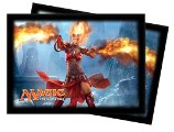 Magic 2014 (M14) Horizontal Chandra Card Sleeves (x80) | Magic: The Gathering | Card Sleeves