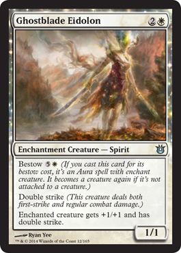 Ghostblade Eidolon | Magic: The Gathering Card
