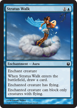 Stratus Walk | Magic: The Gathering Card