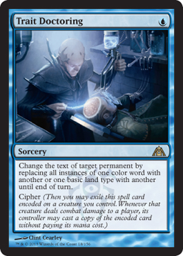 Trait Doctoring | Magic: The Gathering Card