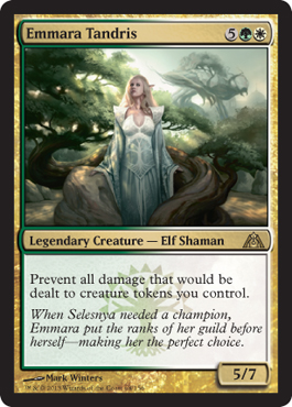 Emmara Tandris | Magic: The Gathering Card
