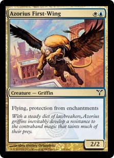 Azorius First-Wing | Magic: The Gathering Card