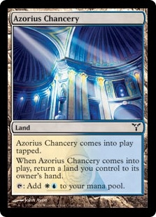 Azorius Chancery | Magic: The Gathering Card