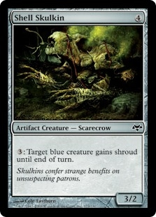 Shell Skulkin | Magic: The Gathering Card