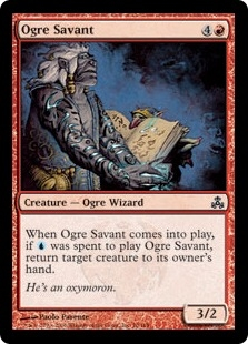 Ogre Savant | Magic: The Gathering Card