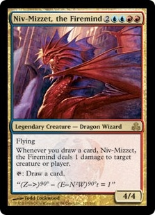 Niv-Mizzet, the Firemind | Magic: The Gathering card