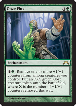 Ooze Flux | Magic: The Gathering Card