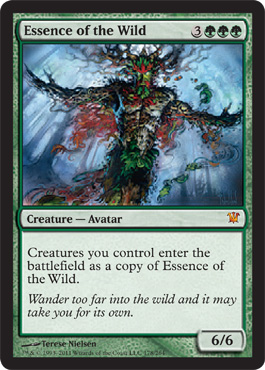 Essence of the Wild | Magic: The Gathering Card