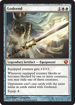 Godsend | Magic: The Gathering card