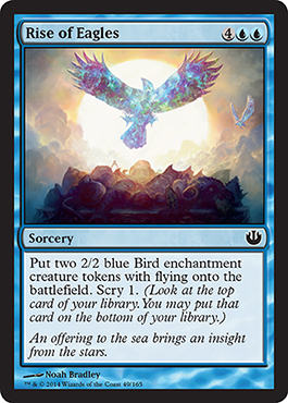 Rise of Eagles | Magic: The Gathering Card