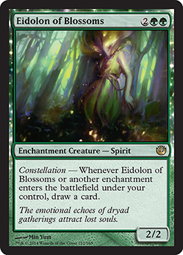Eidolon of Blossoms | Magic: The Gathering Card