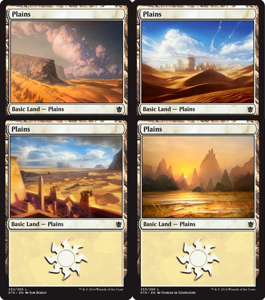 Plains | Magic: The Gathering Card