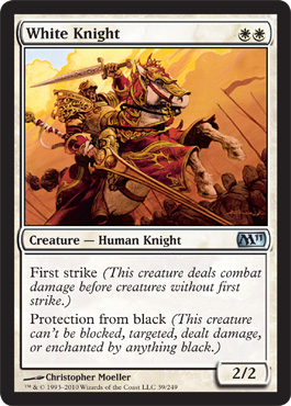 White Knight | Magic: The Gathering Card