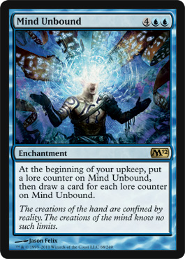 Mind Unbound | Magic: The Gathering Card