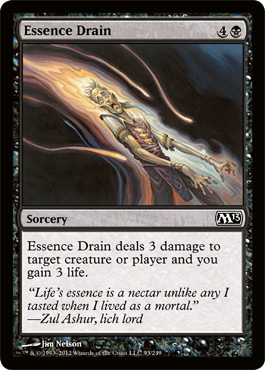 Essence Drain | Magic: The Gathering Card