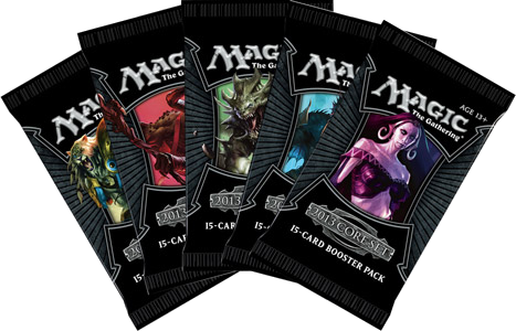 Magic 2013 (M13) Booster Pack | Magic: The Gathering | Booster Packs