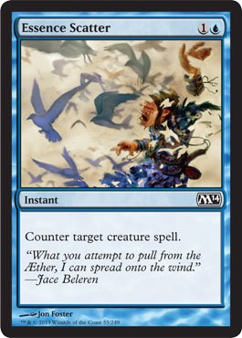 Essence Scatter | Magic: The Gathering Card