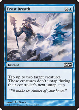 Frost Breath | Magic: The Gathering Card