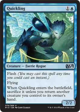 Quickling | Magic: The Gathering Card