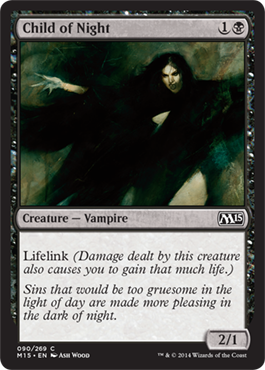 Child of Night | Magic: The Gathering Card