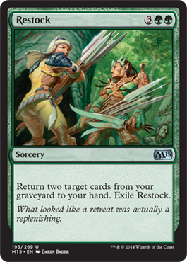 Restock | Magic: The Gathering Card