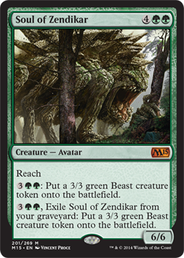 Soul of Zendikar | Magic: The Gathering Card