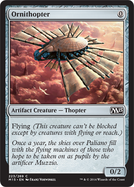 Ornithopter | Magic: The Gathering Card