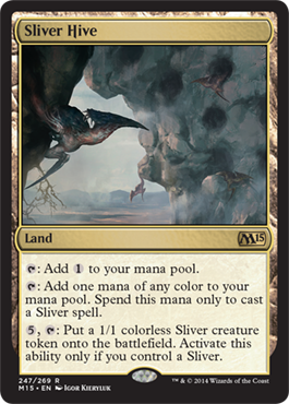 Sliver Hive | Magic: The Gathering Card