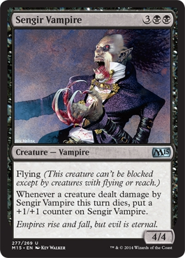 Sengir Vampire | Magic: The Gathering Card