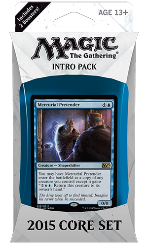 Magic 2015 Core Set (M15) Hit the Ground Running Intro Deck
