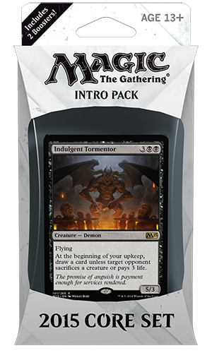 Magic 2015 Core Set (M15) Infernal Intervention Intro Deck