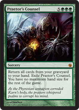 Praetor's Counsel | Magic: The Gathering Card