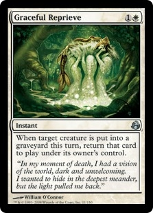 Graceful Reprieve | Magic: The Gathering Card