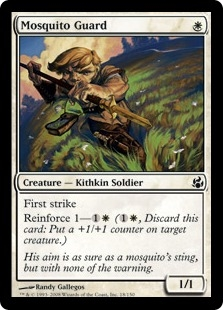Mosquito Guard | Magic: The Gathering Card