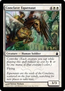 Conclave Equenaut | Magic: The Gathering Card