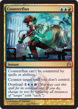 Counterflux | Magic: The Gathering Card