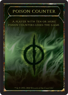 Poison Counter | Magic: The Gathering Card