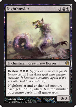 Nighthowler | Magic: The Gathering Card