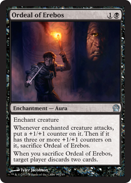 Ordeal of Erebos | Magic: The Gathering Card