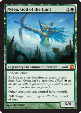 temple of mystery theros magic the gathering at