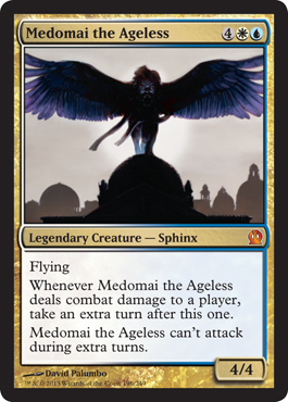 Medomai the Ageless | Magic: The Gathering Card